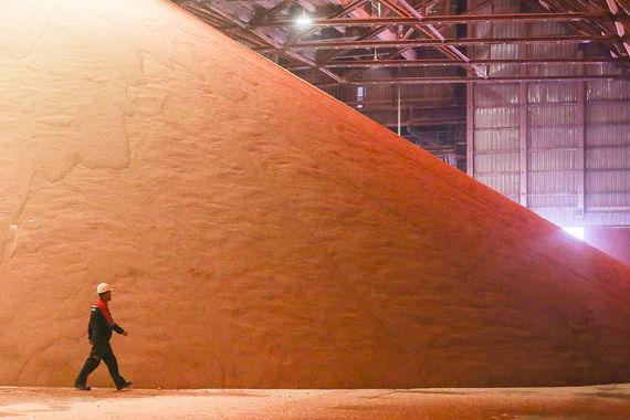 «Уралкалий» поднял мировые цены на калий