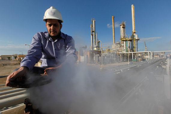 Ливия и Нигерия подвели ОПЕК