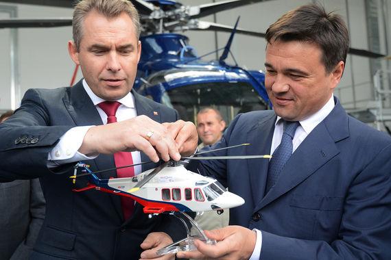 Кто в России летает на самых дорогих вертолетах