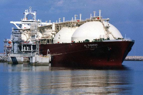Экспорт СПГ опроверг законы экономики