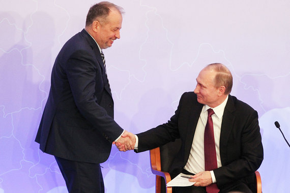 Почему Владимир Лисин недоволен госрегулированием