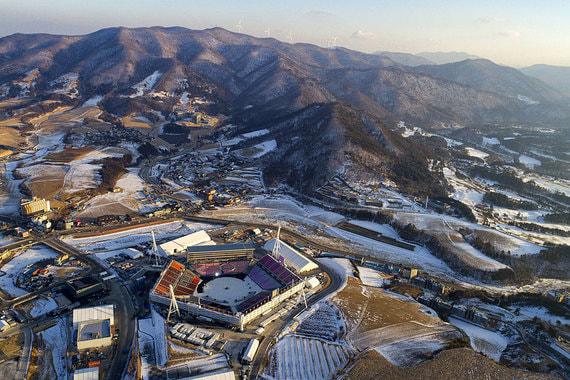 Сколько стоит Олимпиада в Пхенчхане