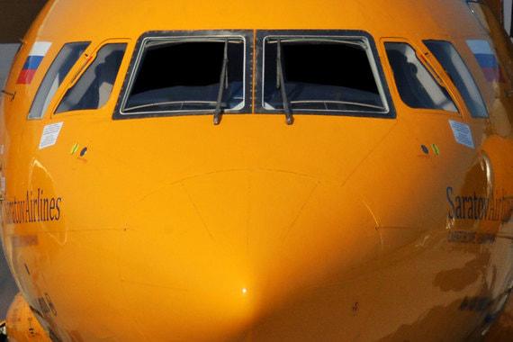 «Саратовские авиалинии» не рискуют продолжать полеты Ан-148