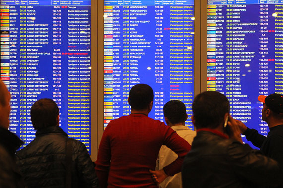 Ответственность несостоятельной авиакомпании разделит аэропорт