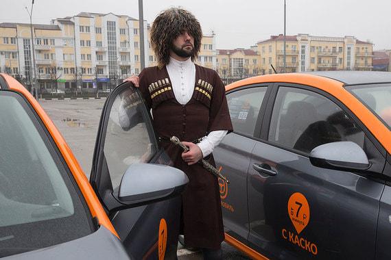 Каршеринг «Делимобиль» начал работать в Чечне