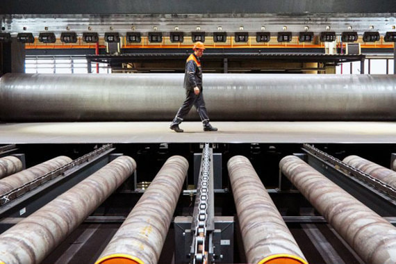 Загорский трубный завод переходит на самообеспечение