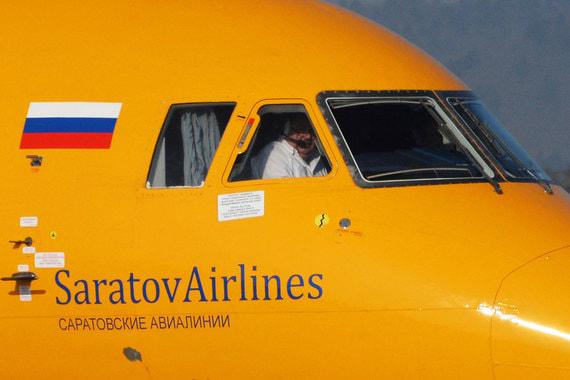 Росавиация предложила «Саратовским авиалиниям» прекратить деятельность