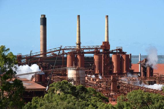 Санкции против UC Rusal ударили по мировому рынку глинозема