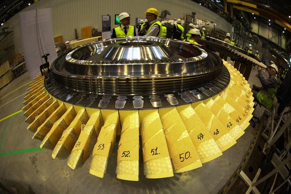 Компания Мордашова хочет вытеснить Siemens с рынка газовых турбин