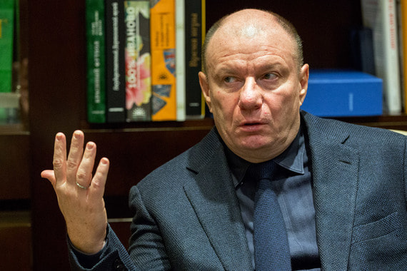 Потанин отказался от «русской рулетки» для решения акционерного конфликта в «Норникеле»
