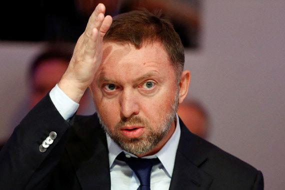 Reuters узнало об отказе Олега Дерипаски от трех частных самолетов