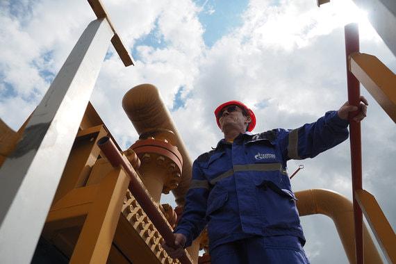 «Газпром» начал продавать газ в Европу через электронную площадку