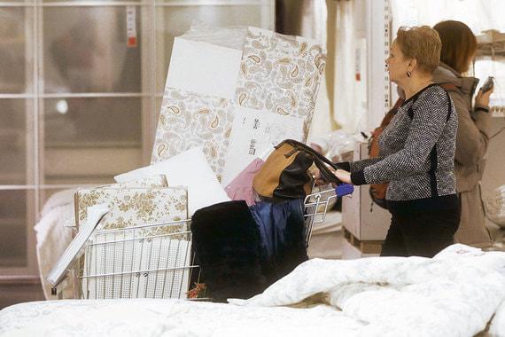 Продажи IKEA в России снова начали расти