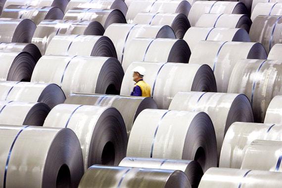 Металлурги предупредили правительство о рисках сокращения инвестпрограмм и экспорта продукции