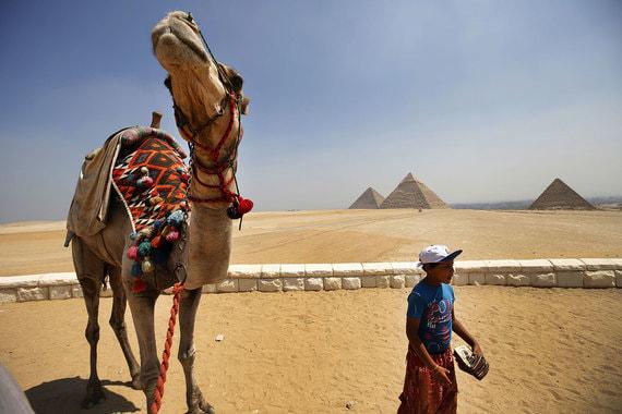 россиянам разрешили отдыхать курортах египта