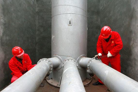 Россия увеличит экспорт нефти в Китай