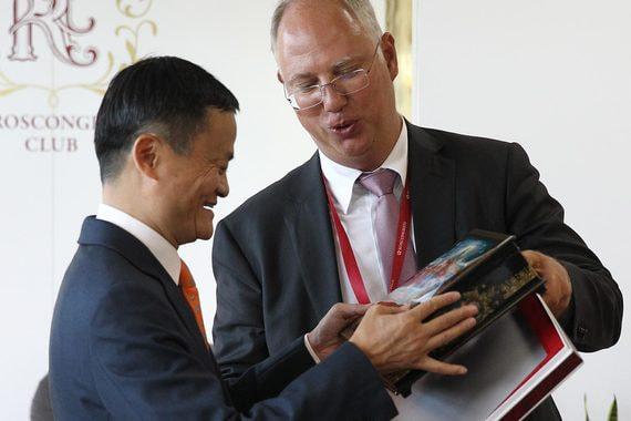 Alibaba, Mail.ru Group и партнеры создали общий бизнес и спланировали новый