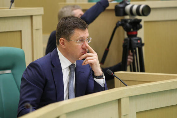 Минэнерго ждет в 2020 году среднюю цену российской нефти $35 за баррель