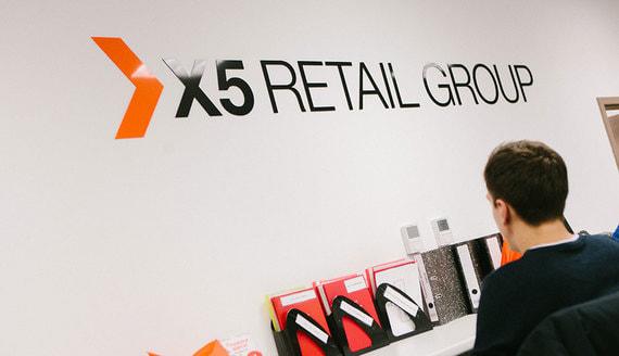 X5 Retail Group запустила систему бесконтактных покупок в супермаркетах