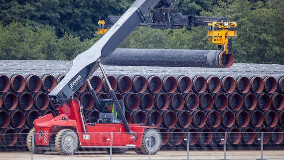 Die Zeit: Германия предложила США сделку по «Северному потоку – 2»