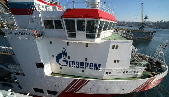 Российское судно прибыло в порт Германии для работ на «Северном потоке – 2»