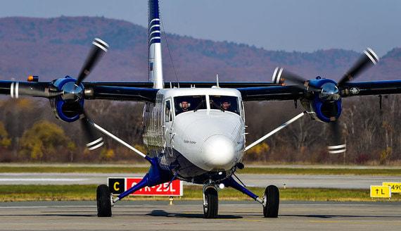 Дальневосточная авиакомпания получит старые канадские самолеты
