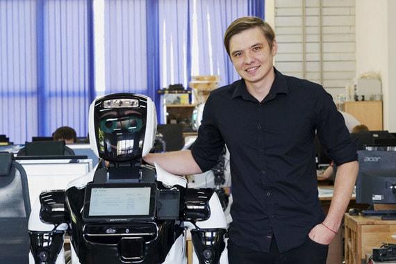 Как инженер из Перми продает роботов по всему миру