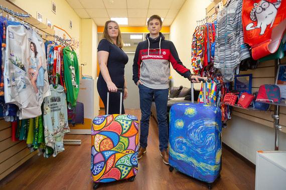 Как китаисты из Владивостока создали рынок чемоданных чехлов