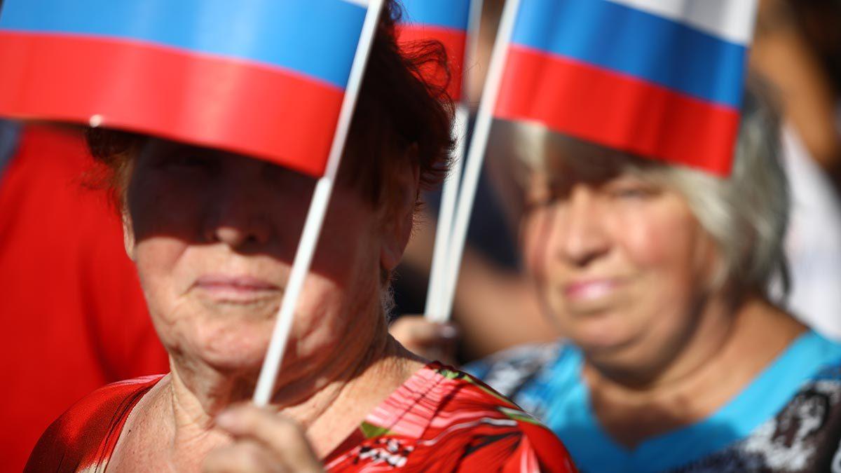В России за 27 лет количество пенсионеров выросло с 34 млн до 43,5 млн человек