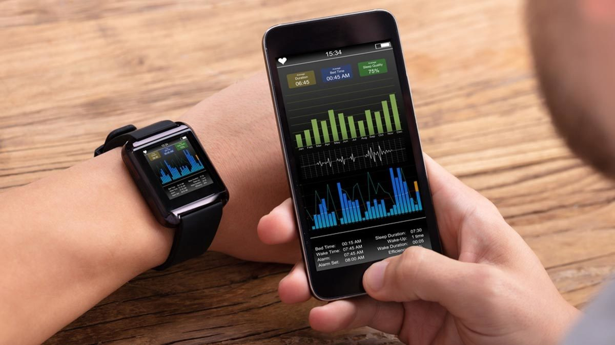 Медицинские данные уже собирают различные приложения, связанные со здоровьем. В ближайшем будущем государство и компании будут знать о нашем здоровье еще больше