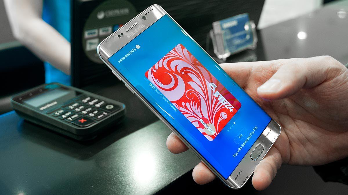 Россия в тройке мировых лидеров по числу транзакций с использованием Apple Pay и Samsung Pay