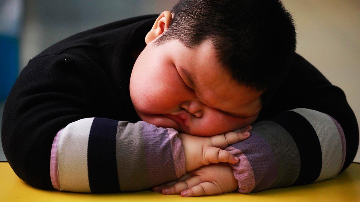 Через 5 лет от ожирения будет страдать более миллиарда взрослых людей