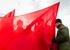 Тренировка участников торжественного марша на Красной площади 7 ноября, октябрь 2014 г.