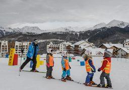 Самым популярным горнолыжным курортом среди россиян оказался Сочи