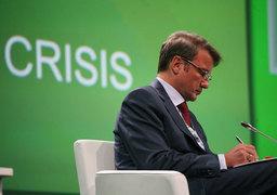 Герман Греф предупредил чиновников: из нынешнего кризиса предстоит выходить долго