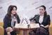 Вера Бояркова, HR-директор, «Леруа Мерлен» Лариса Левченко, директор по развитию коммерческой организации, «Филип Моррис сэйлз энд маркетинг»