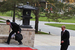 """Владимир Путин во время прибытия к зданию международного конгресс-центра """"Яньциху"""" в Пекине"""