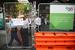 Полиция охраняет отель для официальных лиц в центре Брисбена