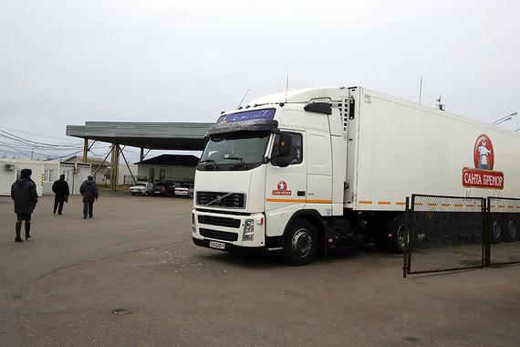 Россельхознадзору пришлось бросить на российско-белорусскую границу дополнительные силы.