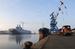 В феврале 2010 г. французское правительство одобрило продажу «Мистраля» России. При этом источники «Ведомостей», близкие к Кремлю, заявляли, что в России решение о приобретении вертолетоносцев еще не принято.
