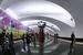 """""""Битцевский парк"""", станция открыта в 2013 г."""