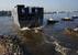 В середине 2013 г. на Балтийском заводе в Санкт-Петербурге прошла церемония спуска на воду кормовой части «Владивостока». Она была отправлена во Францию, где ее соединили с носовой частью, которую изготовляла компания STX France.