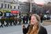 На центральной улице Симферополя