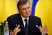 Отстраненный от власти украинским парламентом президент Украины Виктор Янукович