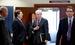 Руководитель ЕК Жозе Мануэл Баррозу и председатель ЕС Херман ван Ромпей