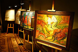 Корпоративная художественная коллекция Группы UniCredit объединяет более 60 000 различных предметов мирового искусства