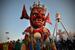 21 ноября, Забайкальский край                                          Встреча факелоносца в районе Великого мирового водораздела в Забайкальском крае