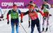 Максим Вылегжанин и Никита Крюков                      Лыжники Максим Вылегжанин и Никита Крюков завоевали серебро Олимпийских игр в Сочи в командном спринте. Они показали время 23 минуты 15,86 секунды.