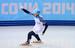Владимир Григорьев                      Серебряная медаль в забеге на 1000 метров в соревнованиях по шорт-треку среди мужчин