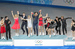 Сборная России по фигурному катанию                      Екатерина Боброва, Дмитрий Соловьев, Татьяна Волосожар, Максим Траньков, Ксения Столбова, Федор Климов, Юлия Липницкая, Елена Ильиных, Никита Кацалапов и Евгений Плющенко, завоевавшие золотые медали в командных соревнованиях по фигурному катанию